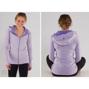 LULULEMON | Rare Sing Floss Travel Jacket Purple 6